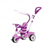 Little Tikes 4 in 1 Driewieler roze