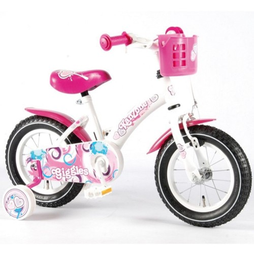 Fiets Giggles 12 inch
