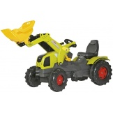 Rolly Toys Tractor Claas-Axos 340 met frontlader