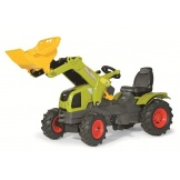 Rolly Toys Tractor Claas Axos met lader
