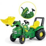 Rolly Toys Tractor X-Trac met lader