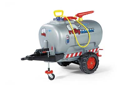 Rolly Toys Giertank met Accessoires