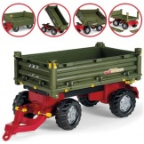 Rolly Toys aanhanger multi trailer