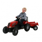 Tractor Rolly Junior met kiepwagen
