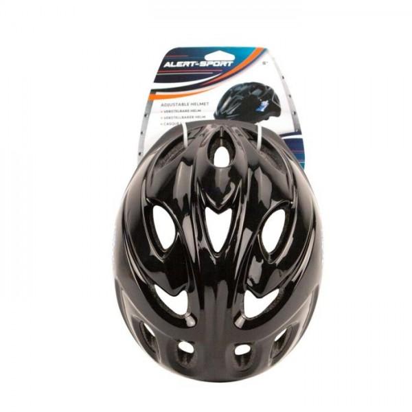 Alert Helm Verstelbaar Zwart