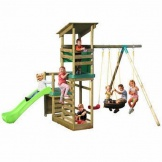 Little Tikes Buckingham klim en zand speelset