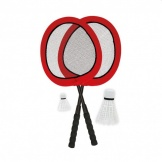 Badmintonset Jumbo-formaat