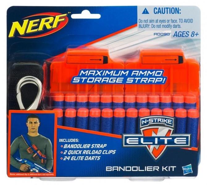 Nerf N-Strike elite munitie band