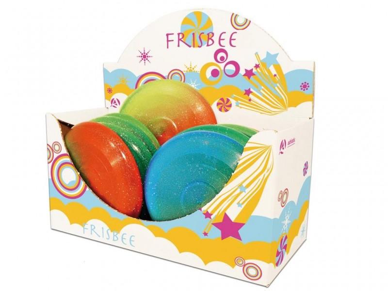 Frisbee Glitter 27 cm