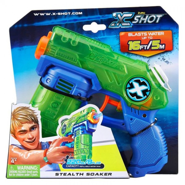 Waterpistool X-Shot Stealth Soaker