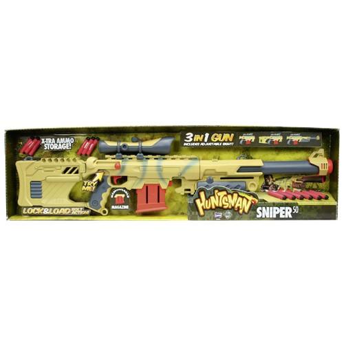 Geweer Foam Sniper 50