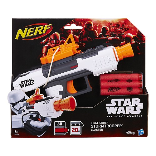 Star Wars Episode vii Stormtrooper Blaster