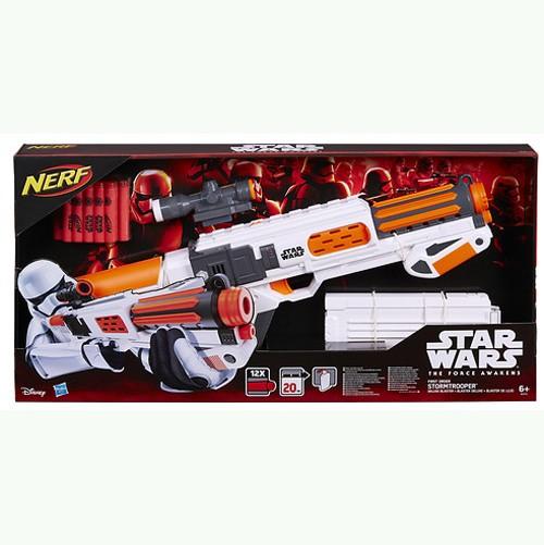 Star Wars Episode VII Stormtrooper Deluxe Blaster