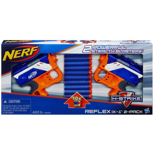 Nerf N-Strike Elite Reflex 2 pack