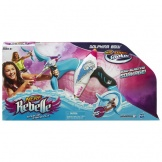Nerf Waterpistool Super Soaker Rebelle Dolphina Bow