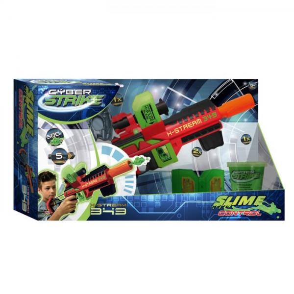 Geweer Slime Blaster X Stream 349 Met Schietschijf