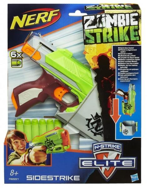 Nerf N Zombie Sidestrike