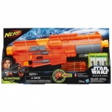 Nerf Star Wars S1 RP Seal Leader Green Nerf