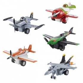 Disney Planes Pull And Fly Buddies Vliegtuig