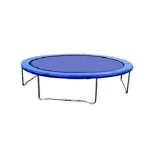 Jumpline Inground Trampoline 290x175 Cm Groen Jumpline In