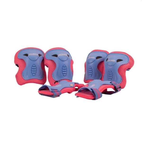 Alert Beschermset 3-Delig Roze Maat S