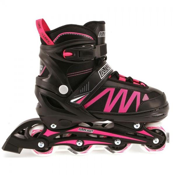 Alert Inline Skate Roze Maat 35-38