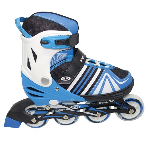 Inline Skate Maat 39-42 Blauwe Alert