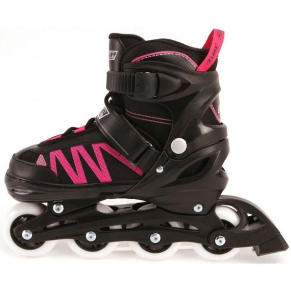 Alert Inline Skate Maat 31-34 Roze