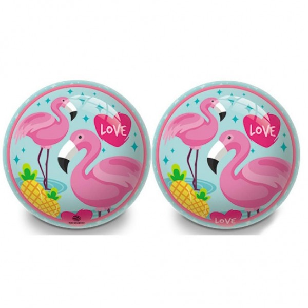 Mondo bal Flamingo 23 cm