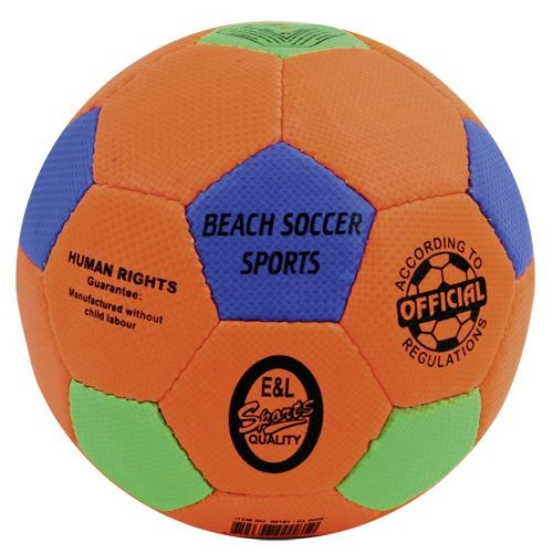 Voetbal Beach