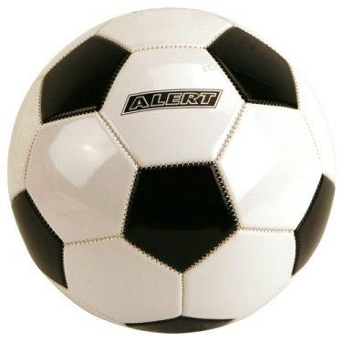 Voetbal Wit Zwart   Maat 5   340 360 Gram
