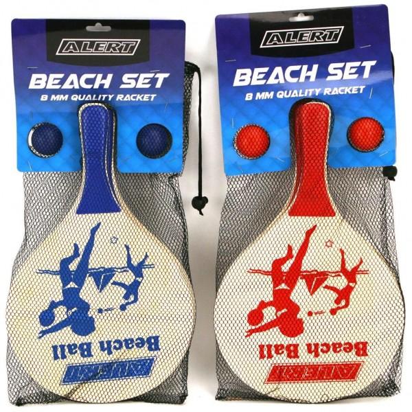 Beachball Set Hout