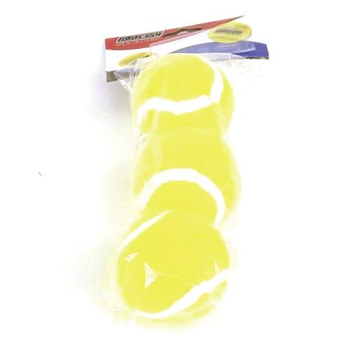 Tennisballen 3 stuks polyester