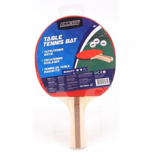 Tafeltennis Bat 2 Ster Alert