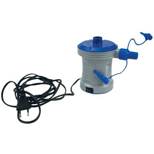 Electrische pomp voor luchtbed, boot of zwembad