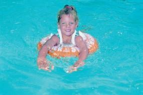 Swimtrainer 2 jaar   6 jaar