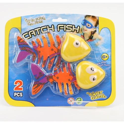 Duikfiguren Vis 2 stuks