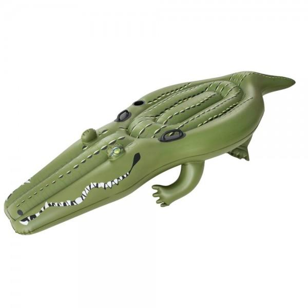 Mega Opblaasfiguur Krokodil Bestway 259x104cm