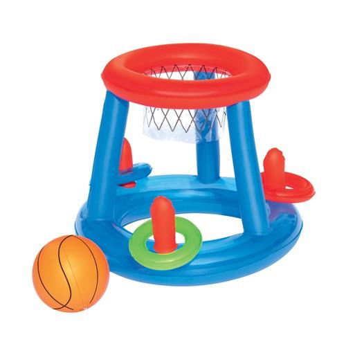 Opblaasbare Basketbal Playset
