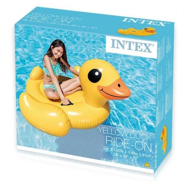 Intex Opblaasfiguur Eend 147x147x81 Cm