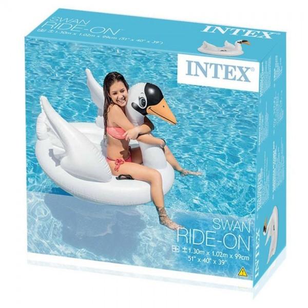 Intex Opblaasfiguur Zwaan 130x102x99cm