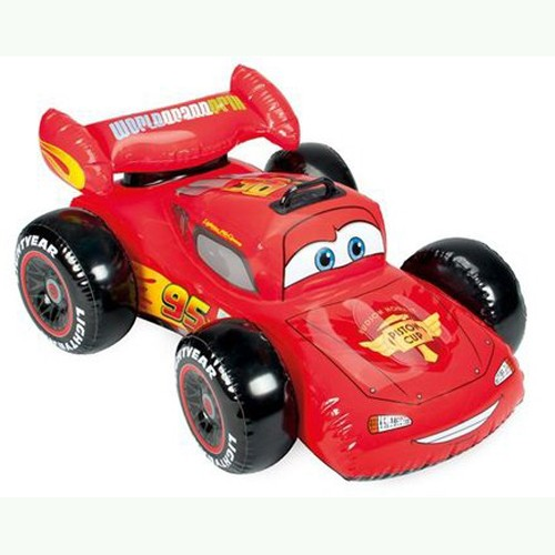 Cars Opblaasbare auto 107x71cm