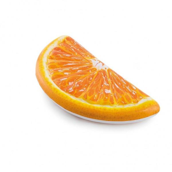 Opblaasbaar Luchtbed Sinaasappel 178 X 85 Cm