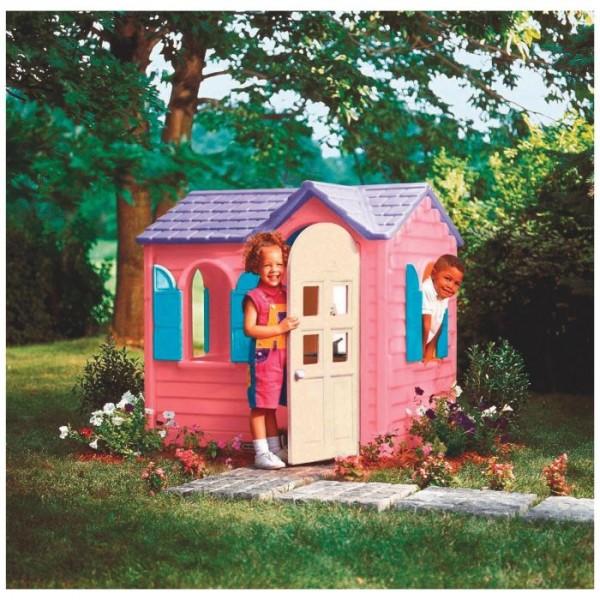 Little tikes speelhuis country cottage roze hot girls wallpaper - Maison de jardin little tikes colombes ...