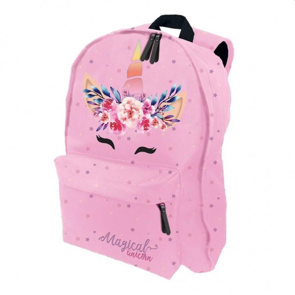 Rugtas Unicorn Pink 31x43x20cm