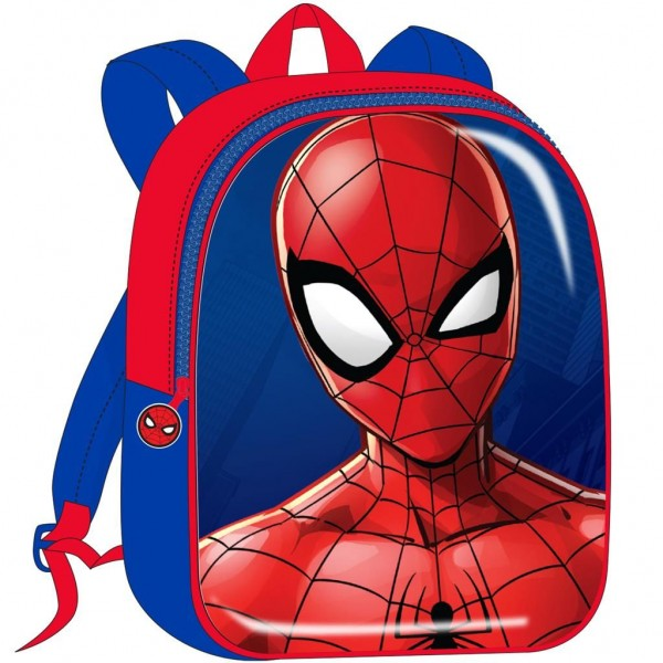 65b75842a8c Spiderman Rugzak Junior 3D