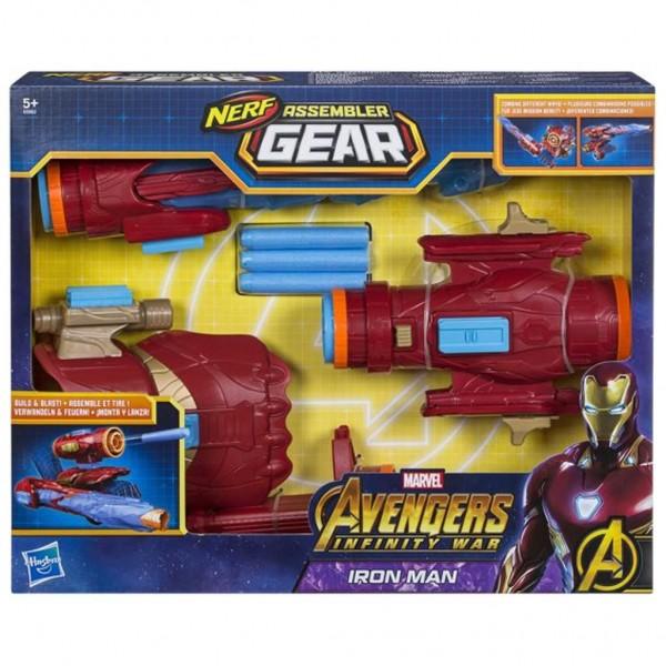 Avengers Infinity War Assembler Gear Iron Man