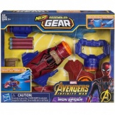 Spiderman Movie Nerf Assembler Gear