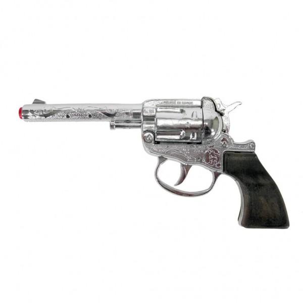 100 Schots Revolver Metaal