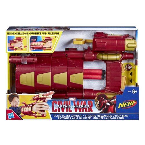 Captain America Iron Man Slide Blast Uitrusting